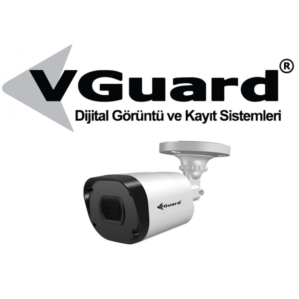 VGUARD VG-255-BF 2MP 4IN1 3.6MM SABİT LENS 25M BULLET KAMERA