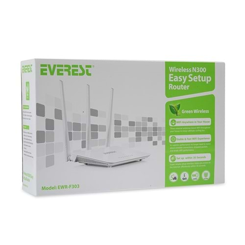 EVEREST EWR-F303 ROUTER