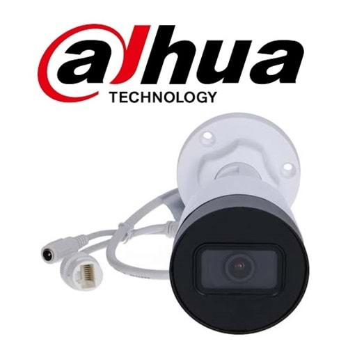 DAHUA IPC-CB1C20-0280B 2 MP 2,8MM 3DNR DWDR H.265 MİNİ BULLET POE İP KAMERA