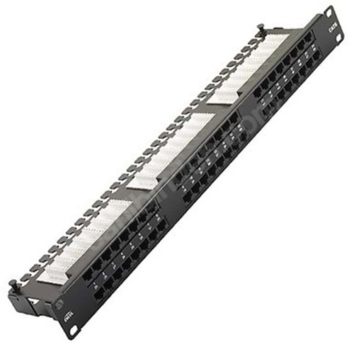 24 PORT PATCH PANEL (DOLU)